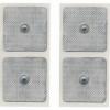 4 Elettrodi quadrati a clip blister
