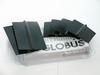 GLOBUS  Kit 6 elettrodi in silicone conduttivo  Ricambi elettrostimolatori