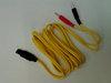 I-TECH  Cavo a spinotto giallo per T-One  Ricambi elettrostimolatori